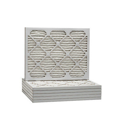 10x14x1 Ultimate Allergen Merv 13 Replacement AC Furnace Air Filter (6 Pack)