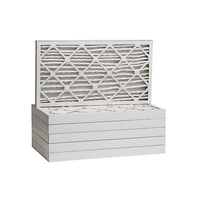 24x30x2 Dust and Pollen Merv 8 Replacement AC Furnace Air Filter (6 Pack)