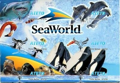 up$63 OFF SeaWorld Orlando Tickets + FREE ALL DAY DINING DISCOUNT PROMO