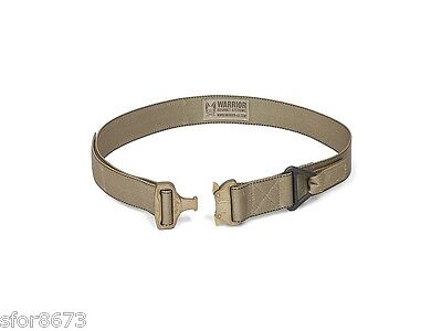 Elite Ops Cobra Riggers Belt Heavy Duty safety buckle Warrior Assault Systems