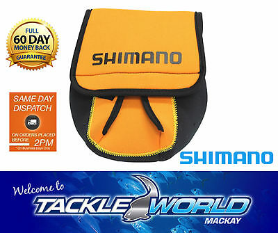 SHIMANO Fishing Spinning Reel Covers BRAND NEW @ TACKLE WORLD MACKAY