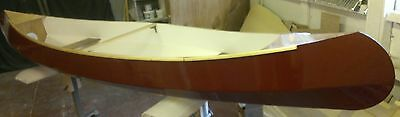 "Peasemarsh 12' (3.81m) ""Canadian"" Style Open Canoe DIY Plans/Full Size Patterns"