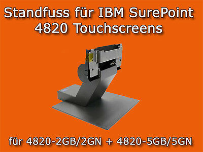 Standfuss / Stand for IBM SurePoint Touchscreen 4820 2GB/2GN/5GB/5GN | irongray