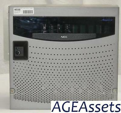 Nec Aspire Ip1Na-8Ksu Phone System + Ip1Na-2Fmsu 2-Port Voice Mail Card Board =)