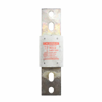 Ferraz Shawmut A4By1600 1600 Amp 600V Class L Amp-Trap Current Limiting Fuse