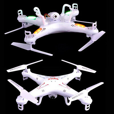 Syma X5C-1 2.4G 6Axis Gyro Upgraded Version Explorers Drone RC Quadcopter+HD Cam