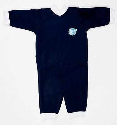 Splash About Warm-in-One - Navy - Small, Medium, Large