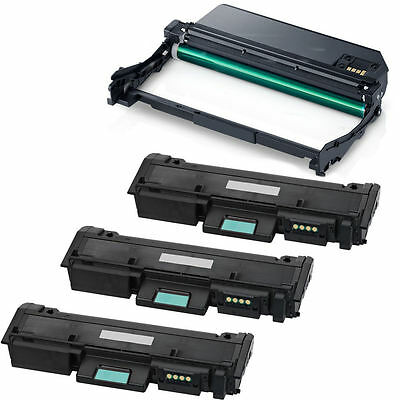 4PK (3 MLT-D116L+MLT-R116L) Image Unit+ 3 Toner Cartridge for Samsung SL-M2625D