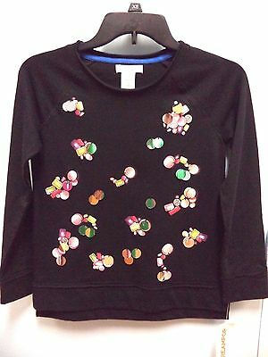 DREAMPOP Girl's Sweater Size Large (10/12) NEW WITH TAGS !!!