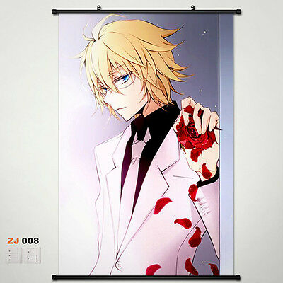 Seraph of the end OwarinoSeraph Wallscroll Stoffposter Wallposter 60x90cm 008