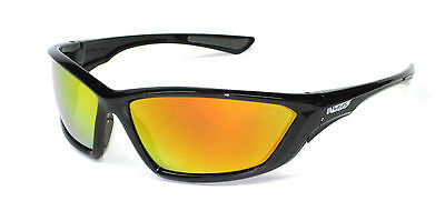 UV Wraps Revo Mirror Polarized Safety Glasses