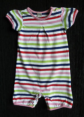 Baby clothes GIRL 6-9m TU summer striped romper short sleeve SEE MORE IN SHOP!!