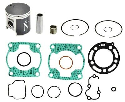 NEW NAMURA TOP END REPAIR KIT for KAWASAKI KX100 95-13 and SUZUKI RM100 03-04