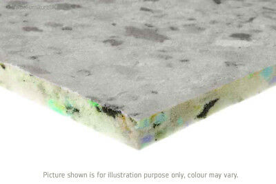 Super 10 Premium Quality Foam PU 10mm Thick Carpet Underlay in Various Sizes