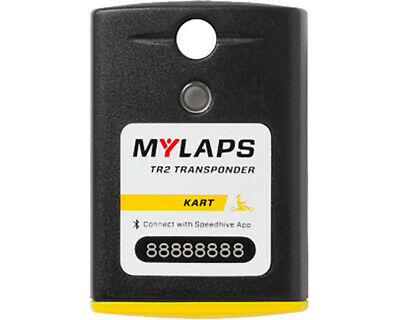 AMB MyLaps X2 Transponder Kart Kit with 2 Years Subscription UK KART STORE