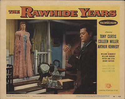 The Rawhide Years 1955 Original Movie Poster Western