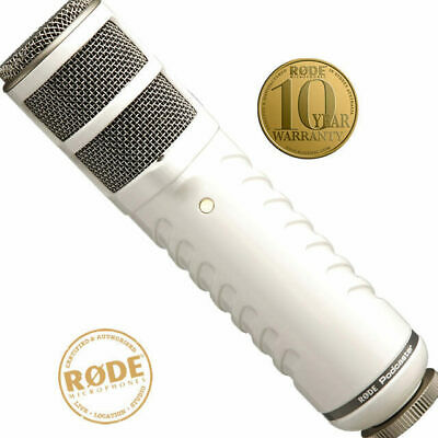 Rode Podcaster - USB Broadcast Quality Studio Microphone