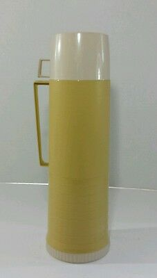 Vintage THERMOS King Seeley Quart Size 2402 Glass Liner 24F Stopper 722 13 in