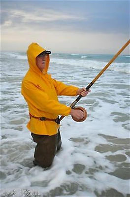 Dry Mate High Quality Fishing Raincoat-70% Pvc 30% Polyester-Welded Seams & Hood