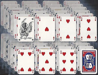 B.a.t.-Full Set- Playing Cards - Exc