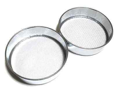 Japanese Garden tool Bonsai soil sieve 180mm (Set of 2pcs) Made in Japan