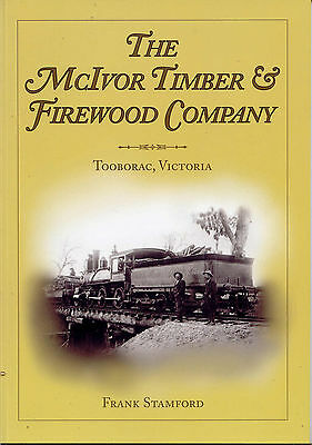 The McIvor Timber & Firewood Company Tooborac, Victoria by Fank Stamford