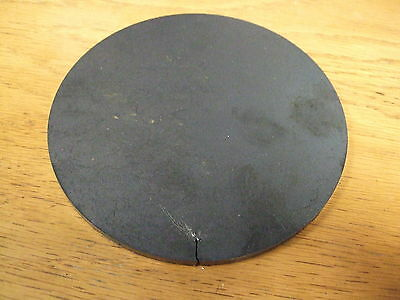 5 x 8mm Mild Steel Discs With Lead In Line - Approximate Diameter 225mm