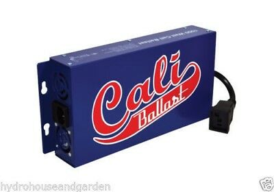 Cali Ballast Mini 1000w Dimming E-Ballast Runs Hortilux Super Blue and HPS