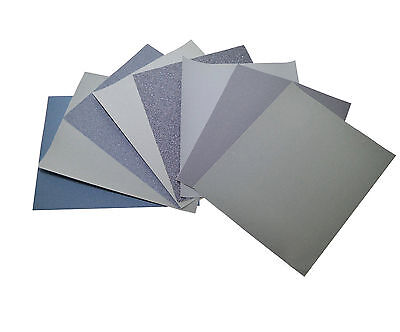 Wet And Dry 80-12000 Super Sand Paper - Waterproof, Polish