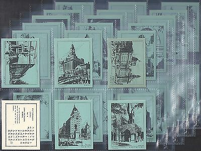 B.a.t.-Medium Card Set- Picturesque China (M48) - Exc