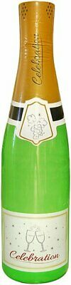 Inflatable Champagne Bottle - 180cm - Wedding/Birthday Wine Party Giant