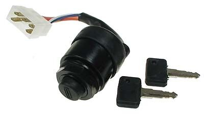 Key switch with wire harness. For Yamaha electric G1.
