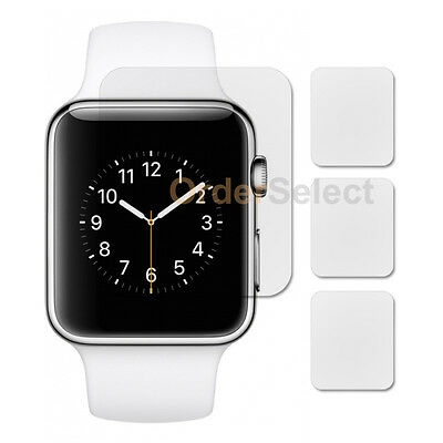 3X Ultra Clear LCD Screen Protector for Apple iWatch Watch 1st Gen 38mm 200+SOLD