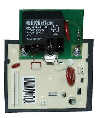Electronic timer for club car golf cart charger 36 volt