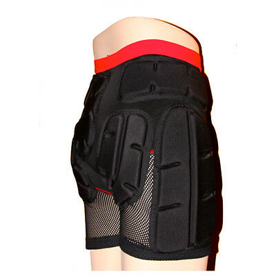 Snowboard Impact Shorts Mens Freestyle Butt Pads Ski Protection S M L