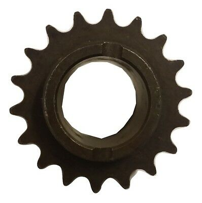 Lambretta Front Drive Sprocket 18 Tooth New Chain