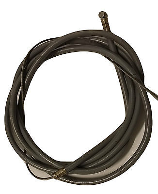 ukscooters LAMBRETTA CLUTCH CABLE INNER AND OUTER GREY NEW