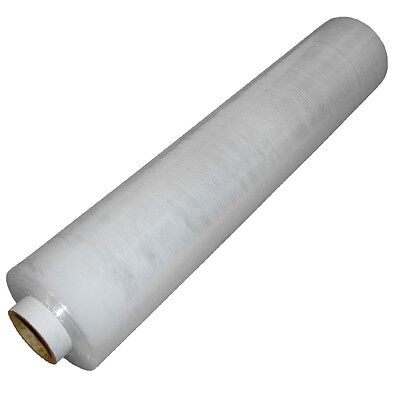1 ROLL OF STRONG CLEAR STANDER PALLET STRETCH WRAP 400mm X 250m Cling Film D743