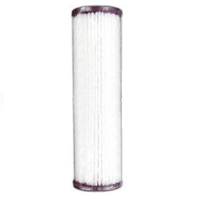 Harmsco PP-S-1  1 Micron Standard 10 Inch Pleated Sediment Water Filter
