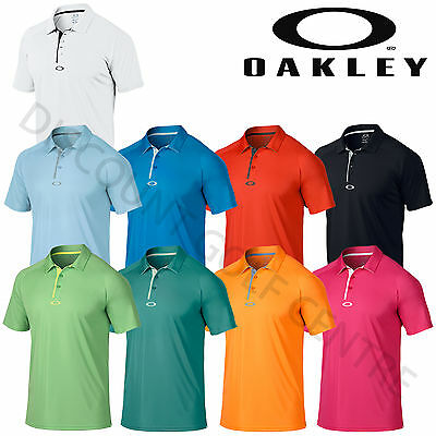 Oakley Mens Elemental 2.0 Polo Golf Shirt - 432632