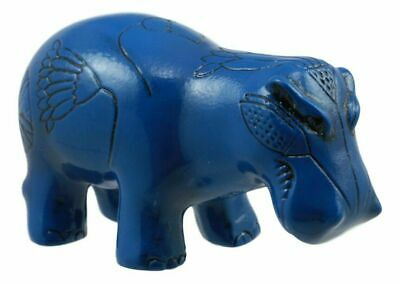 Ancient Egyptian Religion Nile River Hippopotamus Beast Force of Nature Figurine