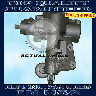 1965-1969 Ford T-bird Continental Power Steering Gear Box Assembly