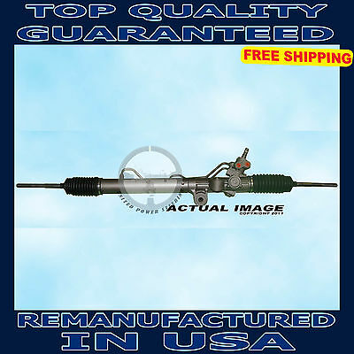 Detroit Axle Complete Power Steering Rack and Pinion Assembly for 2006-2008 Hummer H3 w//14mm Tierods