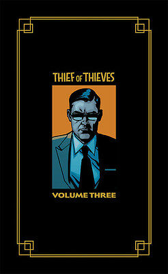 THIEF OF THIEVES VOL 3 LIMITED EDITION HARDCOVER Skybound Image comics