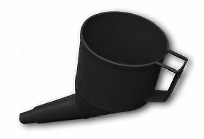 Black Fuel Funnel That Does Not Need Somebody To Hold,with Filter&handle