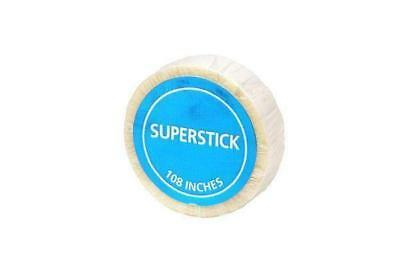 """WALKER TAPE Super Stick 1/2"""" x 3 Yards Hair Replacement System Wig Adhesive"""
