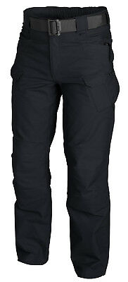 Helikon Tex Urban Tactical Pants UTP Navy Blue RipStop Polizei Security