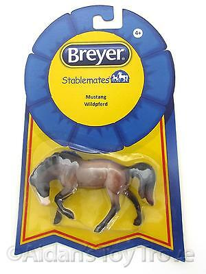 Breyer Stablemate Model Horse Toy - NIP 6030 Mustang - New G4 Rivet