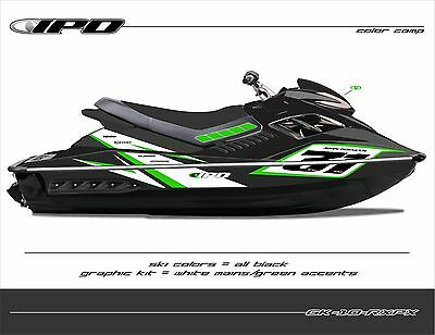IPD NW Design Graphic Kit for Sea Doo RXP-X (Gen 1)