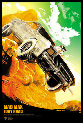 Mad Max  Home Decor Canvas Print, choose your size.